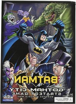 Wizkids Heroclix BATMAN Gotham City Strategy Game SEALED NEW