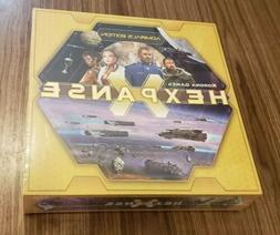 hexpanse admiral s edition board game strategy