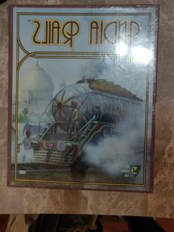 Mayfair Games: India Rails: Empire Builder System