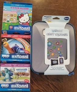 innotab 3 game case starter kit nwt