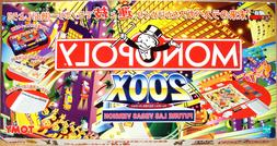 JAPANESE FUTURE LAS VEGAS 200X 3d Monopoly Board Game Japan