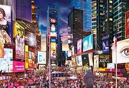 Buffalo Games Jigsaw Puzzle 2000-Piece - Times Square