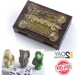 Jumanji Miniature Electronic Game Board With Lights Sounds,