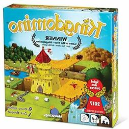 NEW Kingdomino Domino Strategy Board Game with a Twist Blue