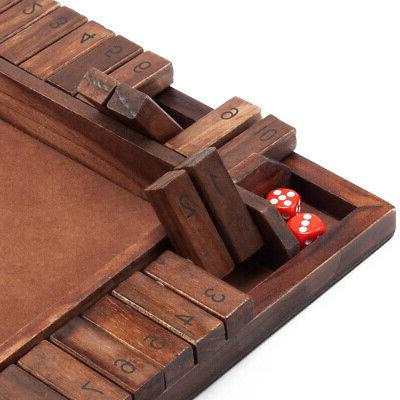 4-Players Shut The Board Drinking Games