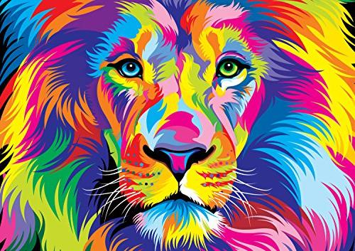 Buffalo Games - Vivid Collection - The King - 300 Large Piec