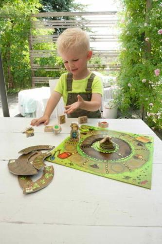 HABA First Games Garden Cooperative Game for Ages 2