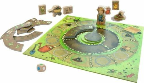 HABA My Games Cooperative Board Ages