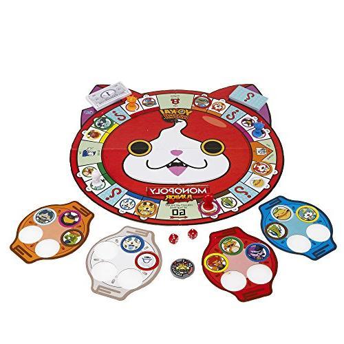 Hasbro Monopoly Yo-kai Watch