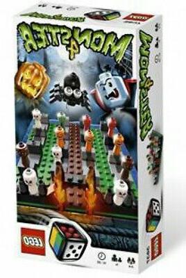 LEGO Monster 4 Game