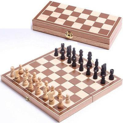 New Vintage Chess Foldable Great