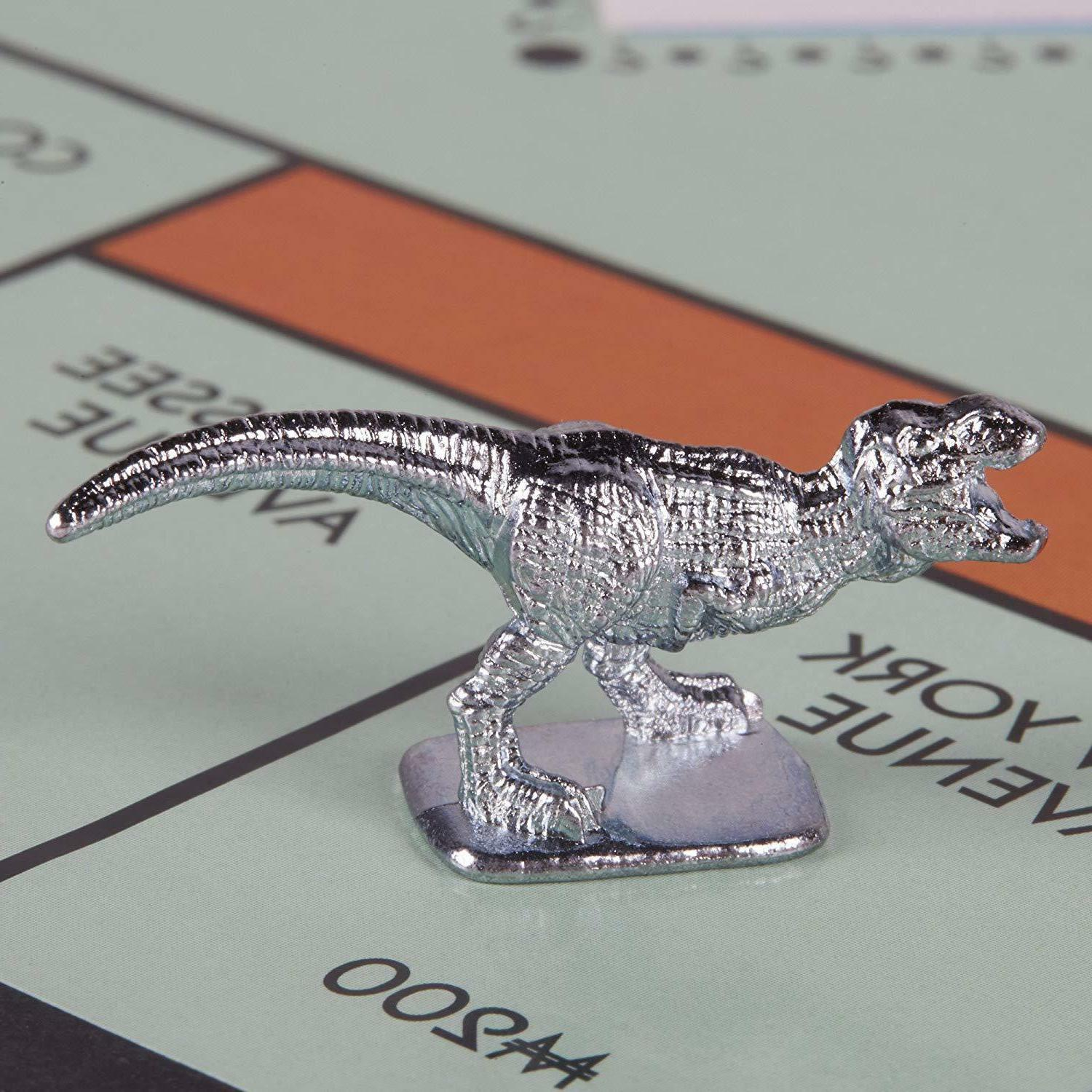 New Monopoly Family Games Playing Party
