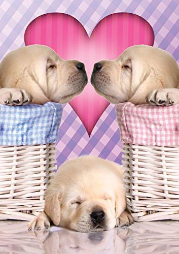adorable animals puppy love jigsaw