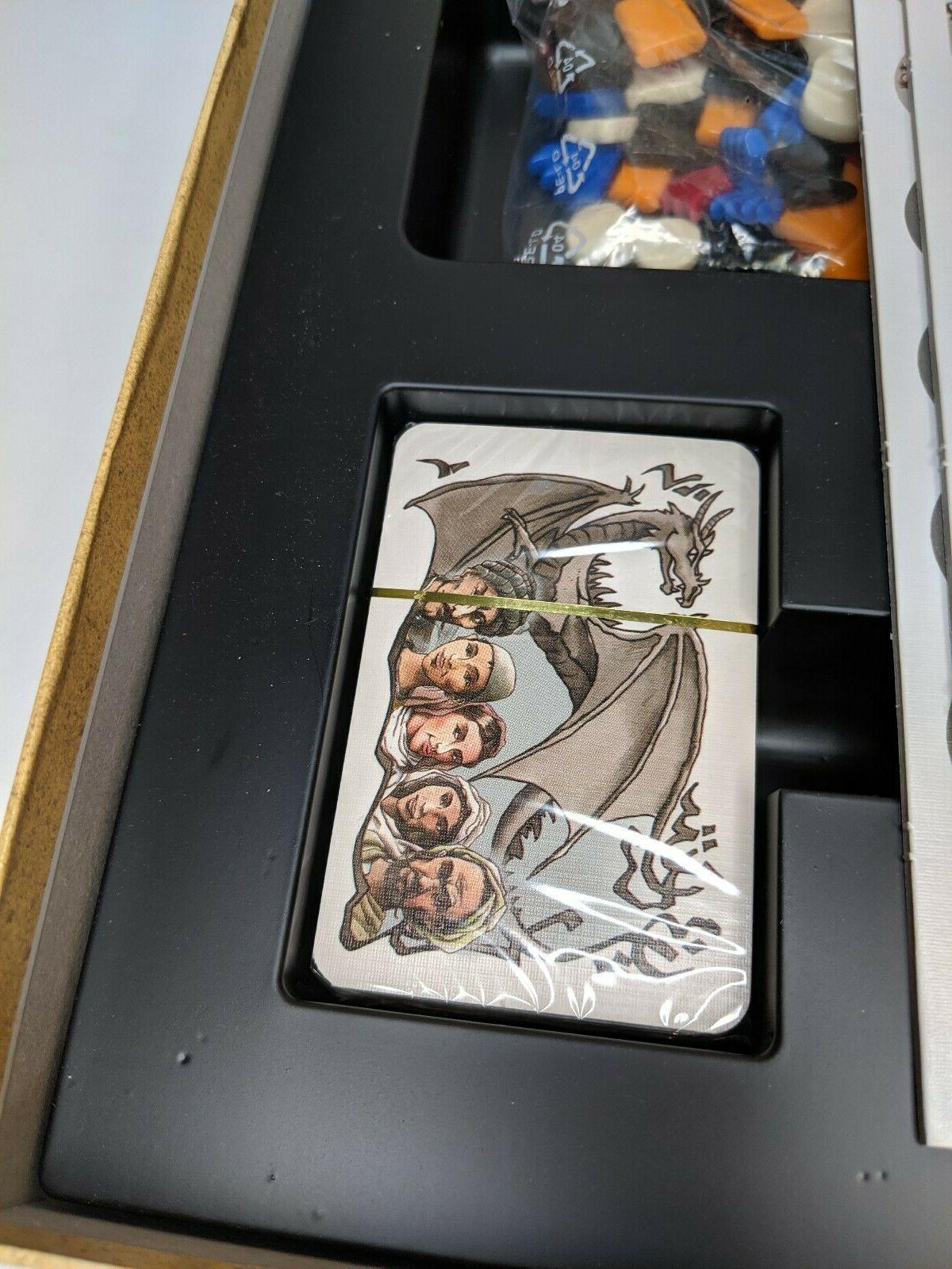 Aladdin's Board Game Rio Grande Box