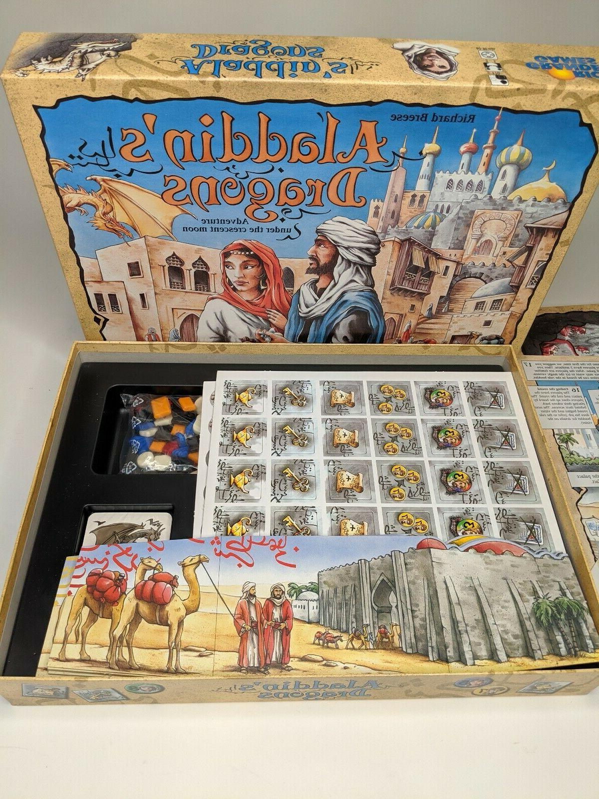 Aladdin's Board Rio Grande 2000 Box NEW