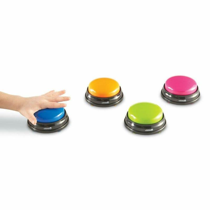 Learning Resources Buzzers New
