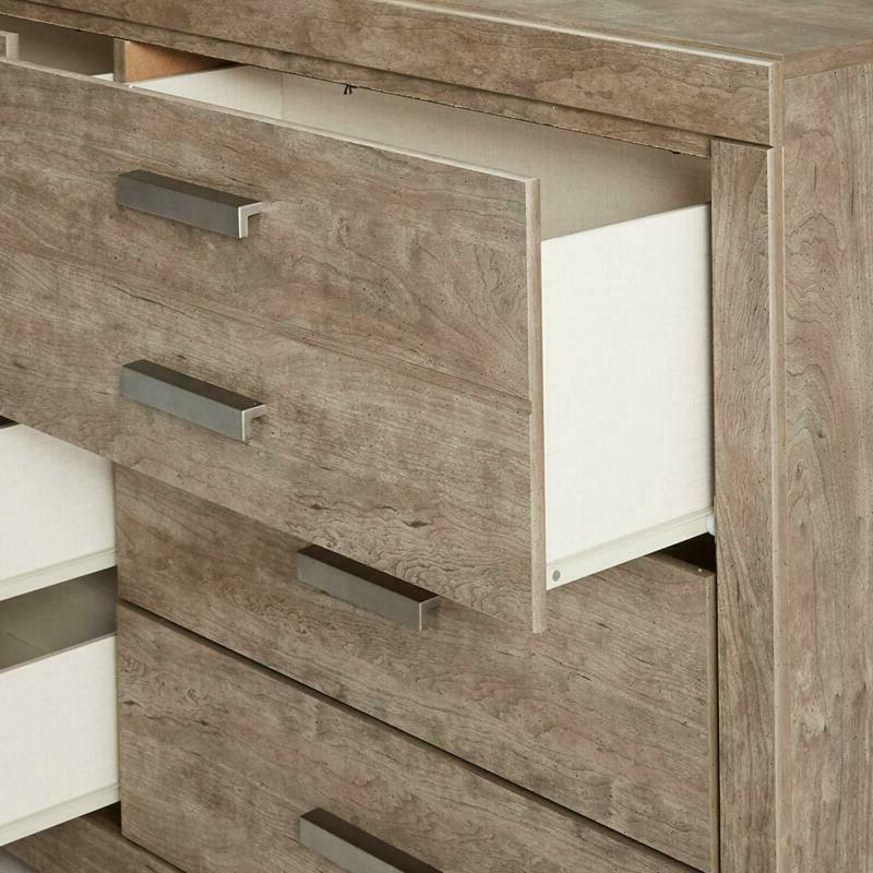 Ashley Furniture - Culverbach Dresser Gray