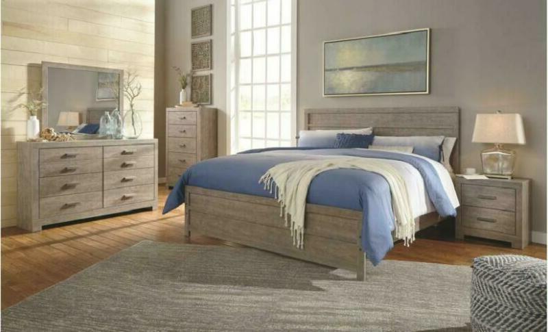 Ashley Furniture - Culverbach Dresser - Gray