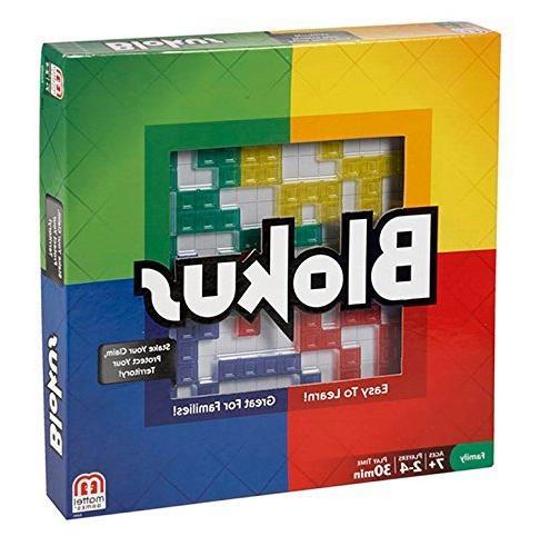 Blokus Refresh Game
