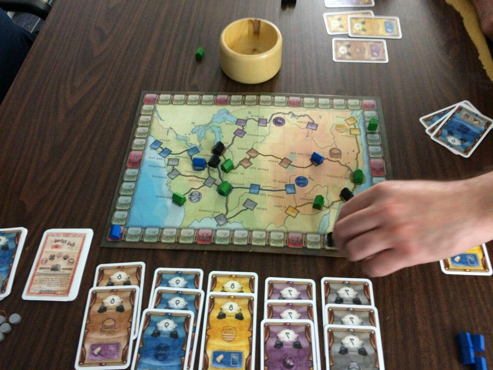 board game lot 8 will update