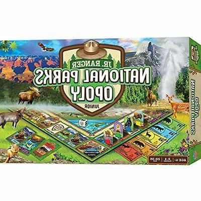 board games national parks opoly jr toys