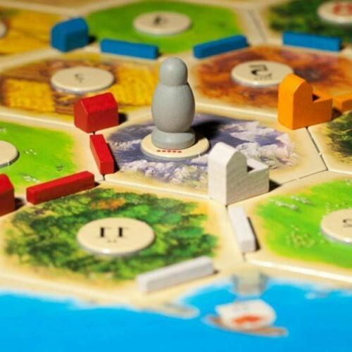 Board Gmae:New Game- Home original