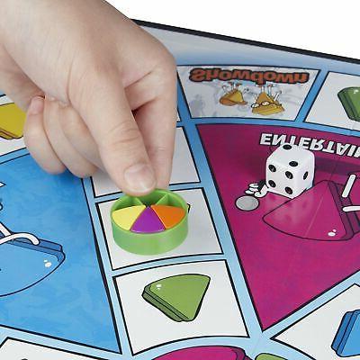 Brand New Hasbro Trivial Pursuit Family