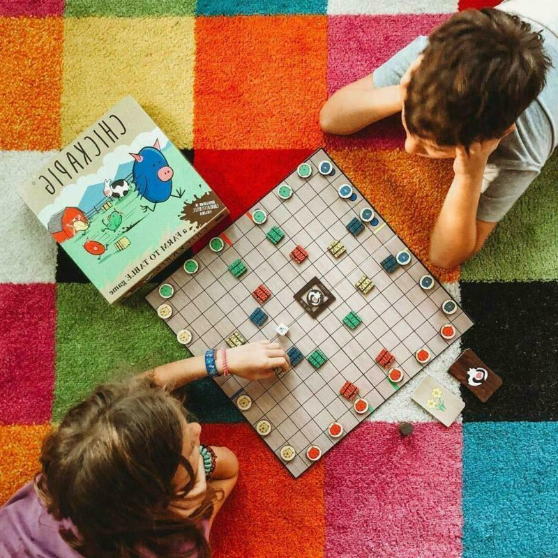 Buffalo Game - Board Hy