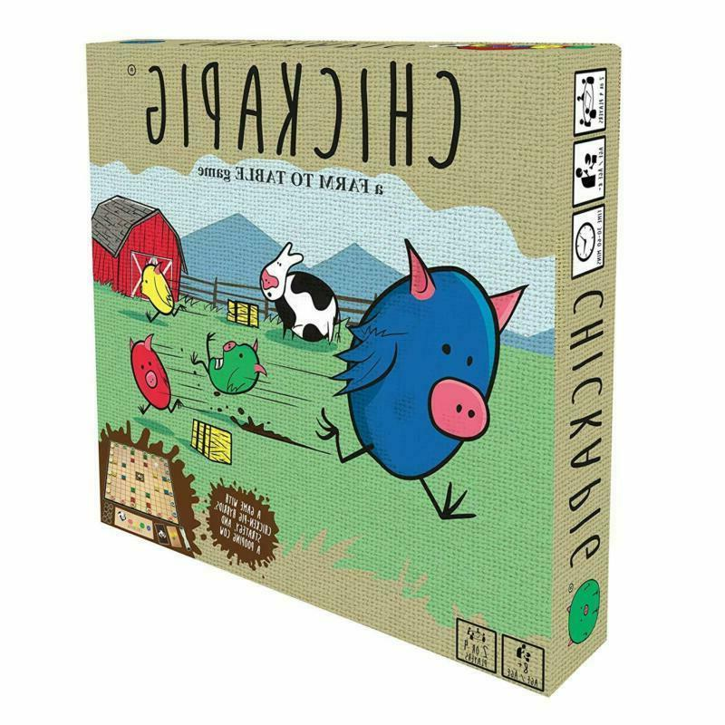 buffalo games chickapig board game a strategic