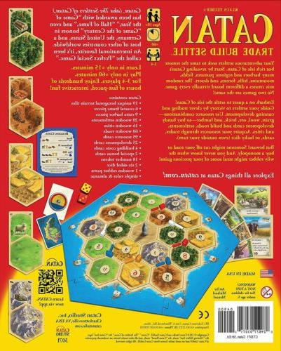 Board Gmae:New of Catan School Game- original