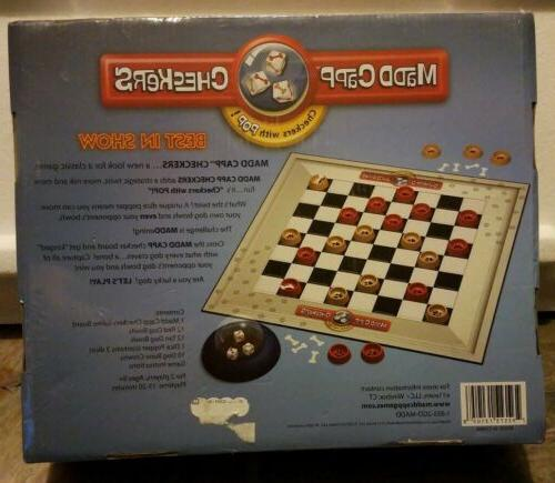 Madd Capp DOG LOVERS Edition New Spin On Game