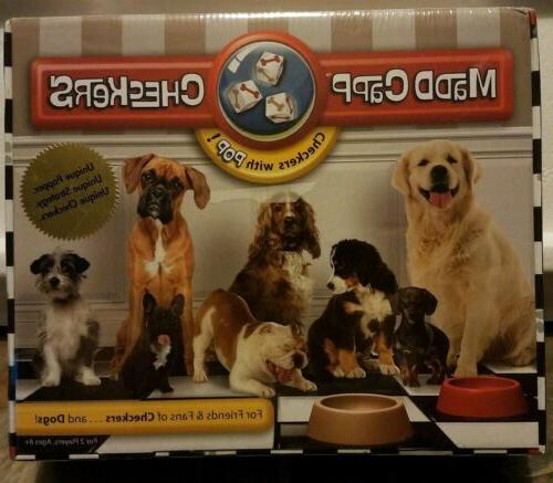 checkers dog lovers edition a new spin