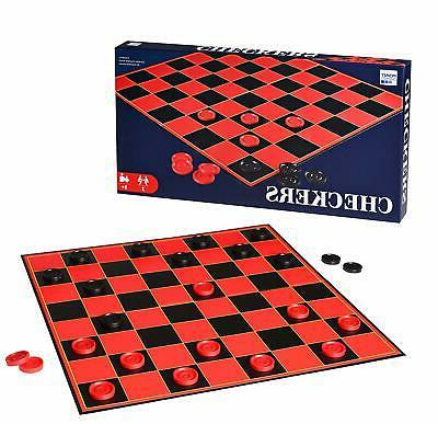 Point Games Checkers with Super -