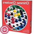 Chinese Checker Full-color Playing Board 60-Plastic Marbles