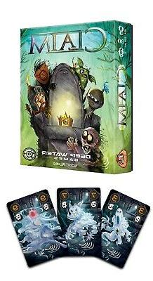 Claim With Ghost Faction Promo 2 Player Trick Taking Card Ga