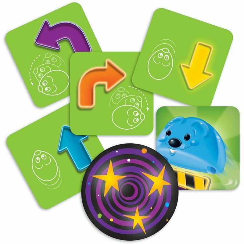 Learning Code Go Mouse Board Game