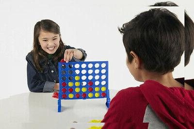Connect 4 Family Paced Board Game Kids Children