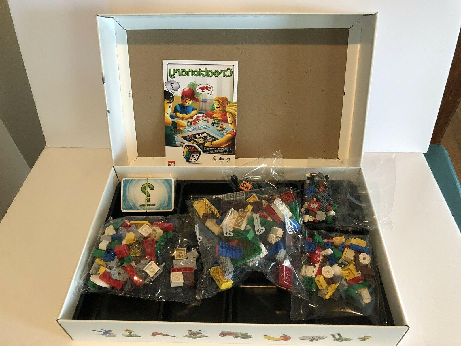 LEGO Board Game 3844 Open Sealed