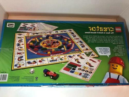 Lego Creator to build it Board game