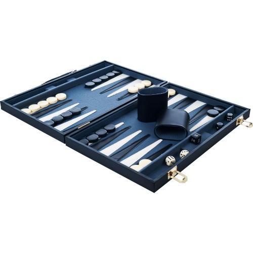 Deluxe Backgammon Attache