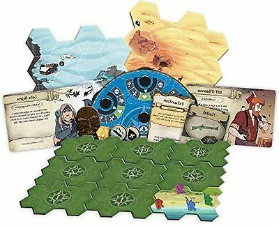 Fantasy Flight Games Lands Unknown