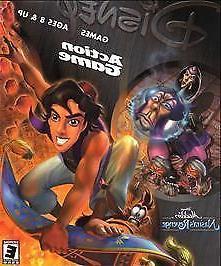 Disney's Aladdin: Nasira's Revenge Action Game - PC