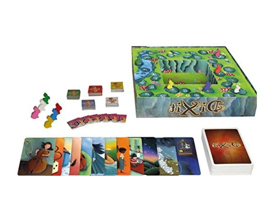 Asmodee Board Game Standard
