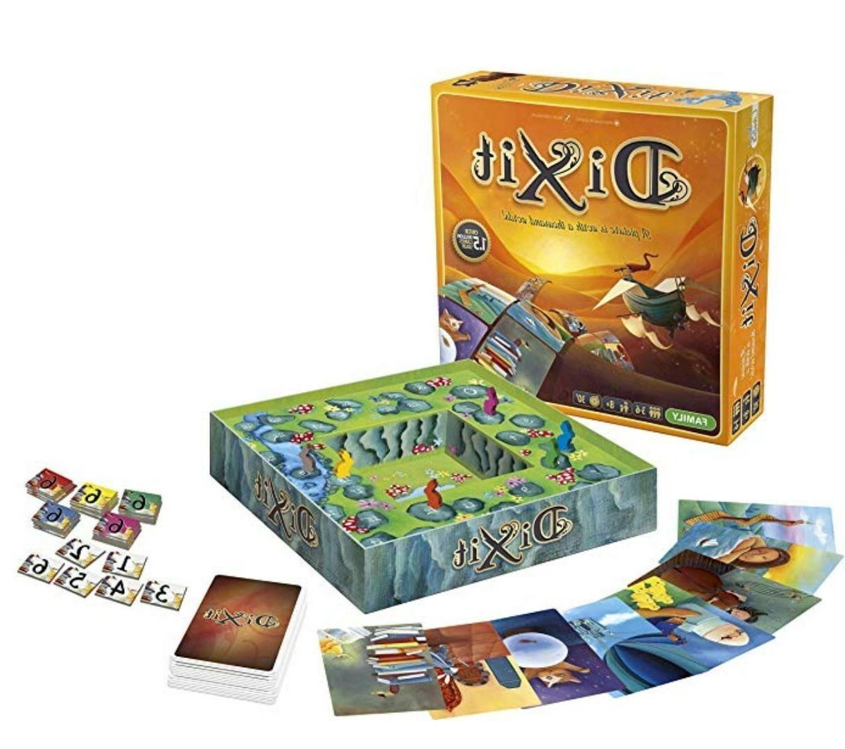 dixit board game standard