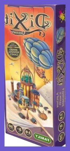 dixit odyssey expansion standard free shipping multi