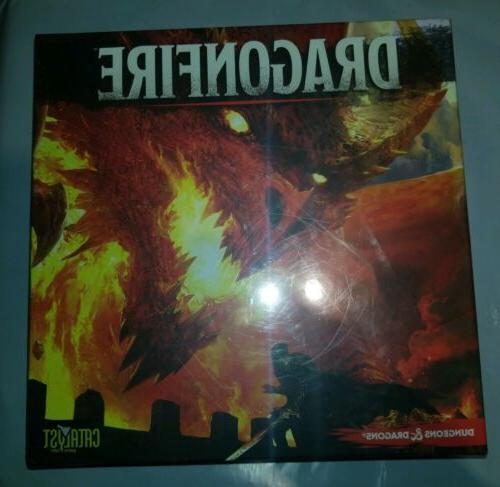 dragonfire d and d deckbuilding games catalyst