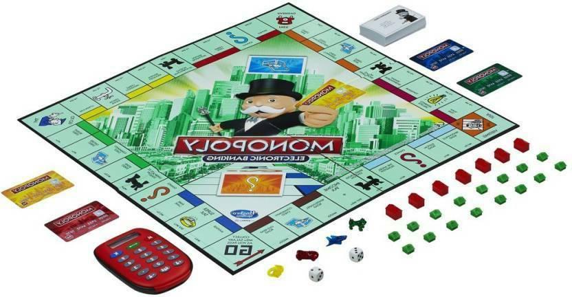 Monopoly Board Kids