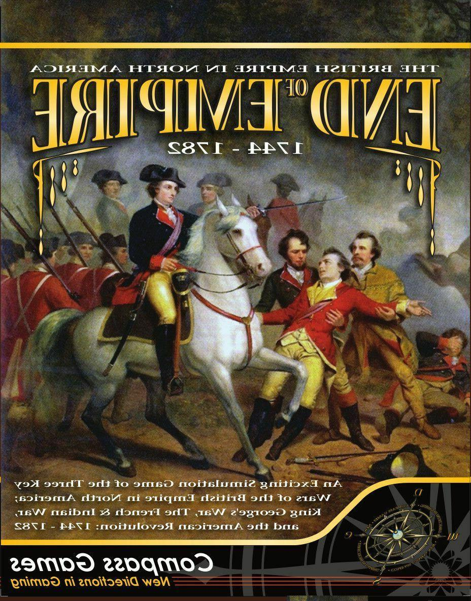 end of empire 1744 1782 new in
