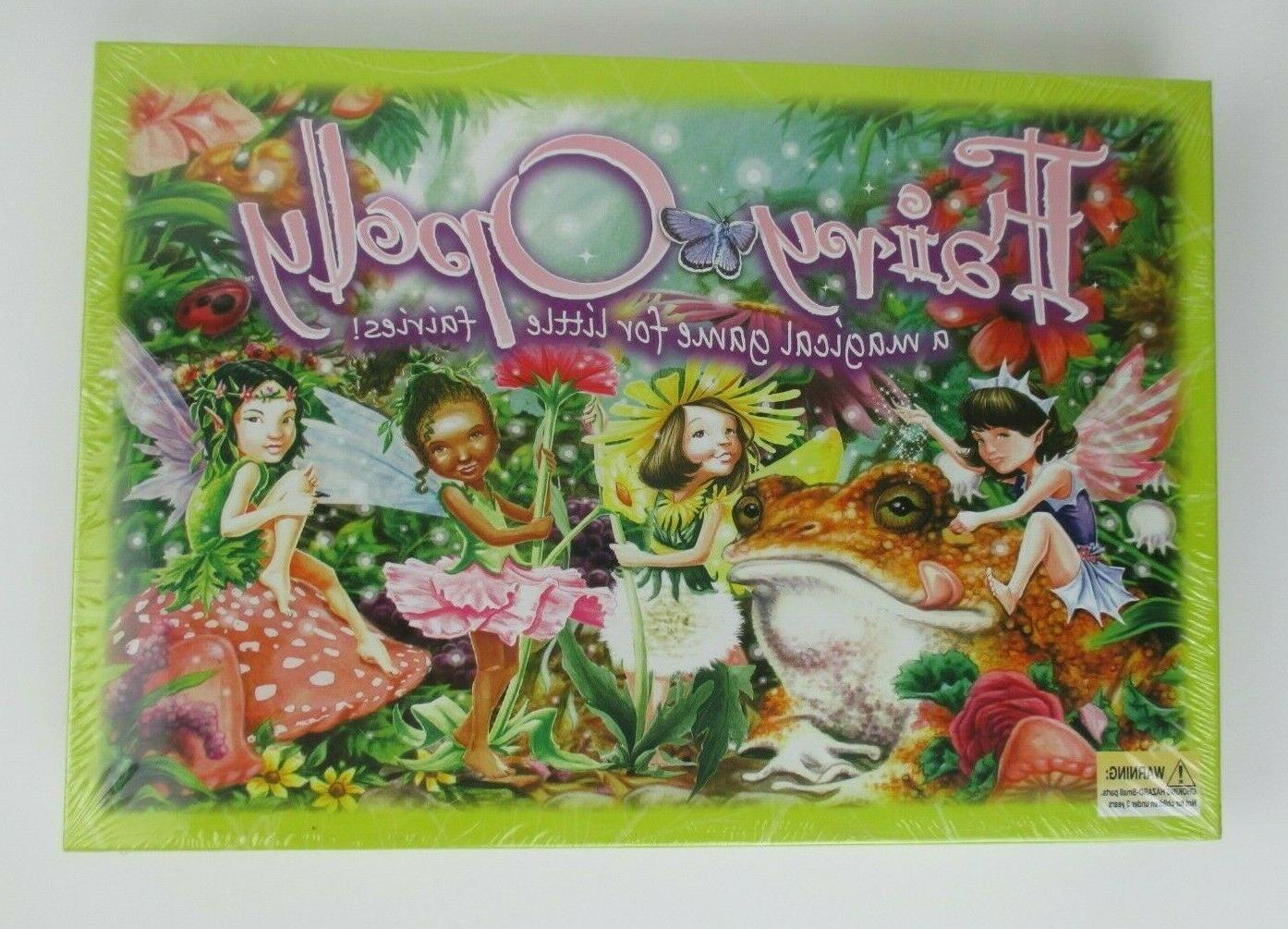 fairy opoly board game by a magical