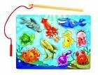Fishing Magnetic Puzzle Game -